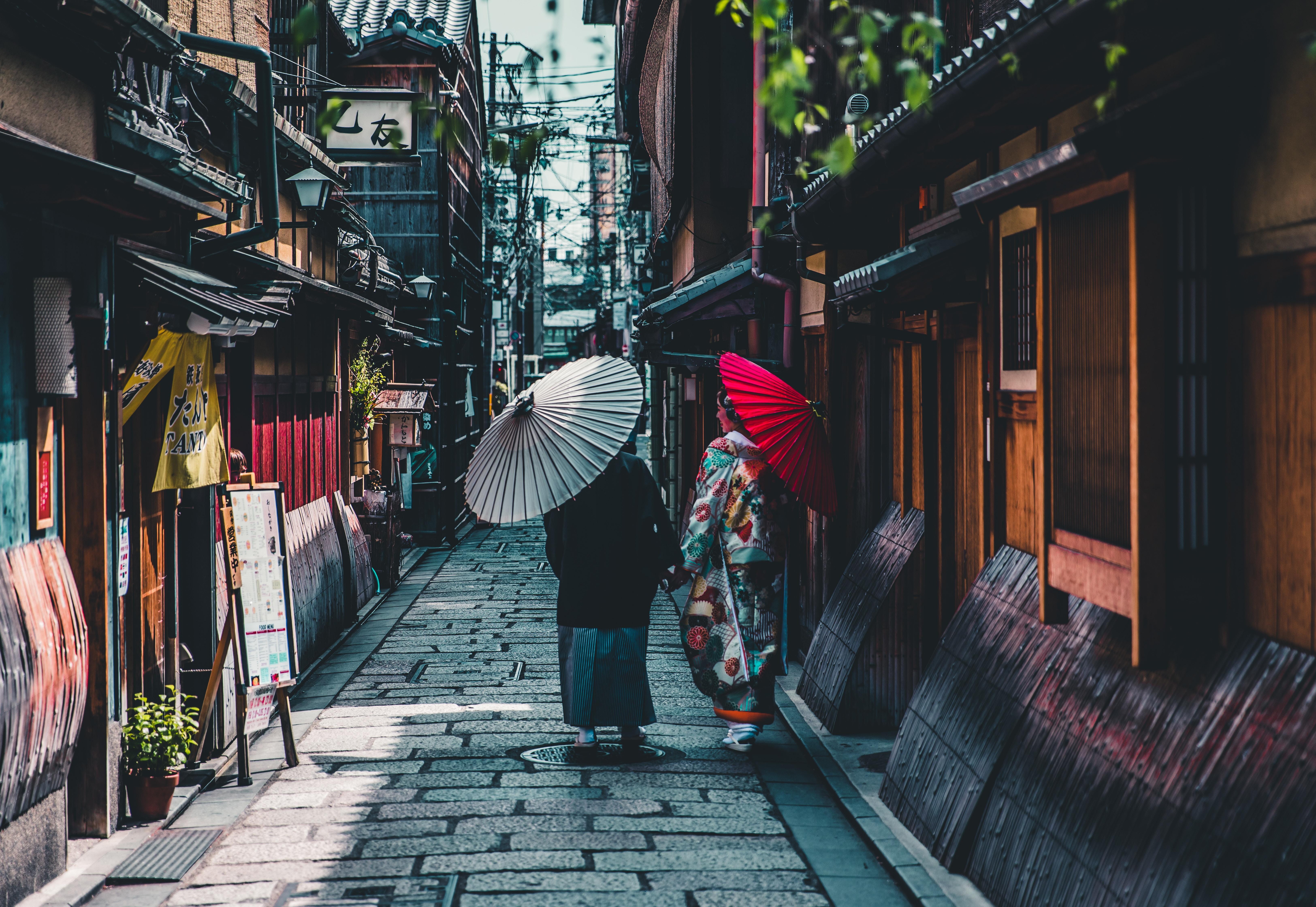 Ruelles de Tokyo - Voyage Japon