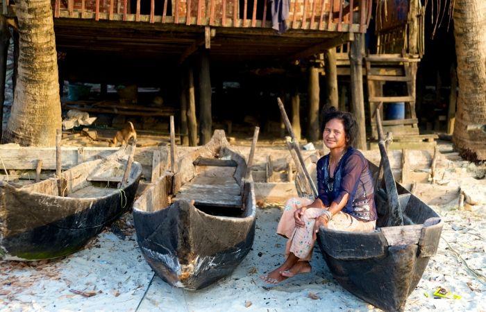 Birmanie traditionnelle et archipel des Mergui - Asie Online