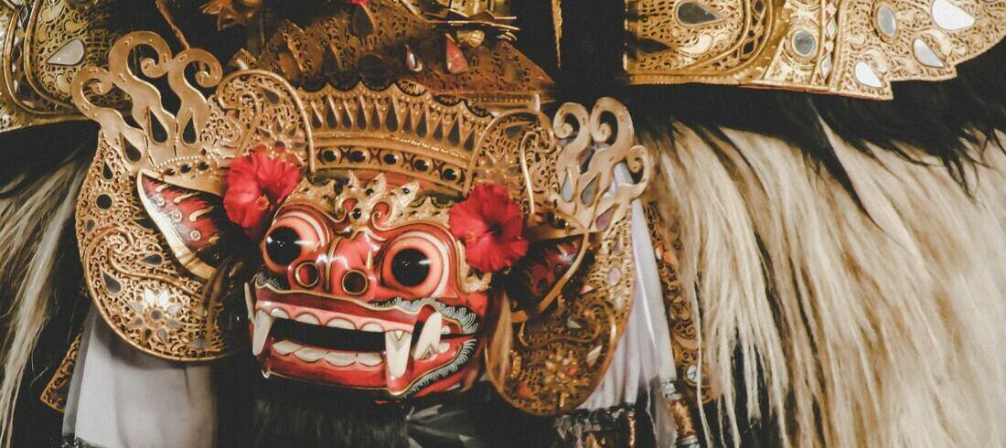 Danse du Barong - voyage Indonésie
