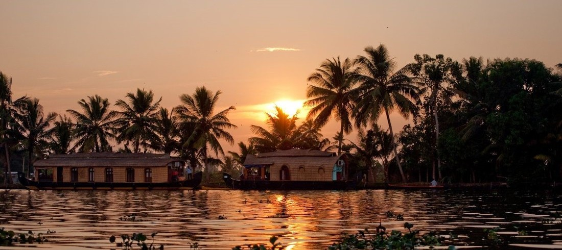 Backwaters d'Alleppey - voyage Inde