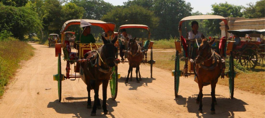 Bagan - Voyage en Birmanie - Asie Online