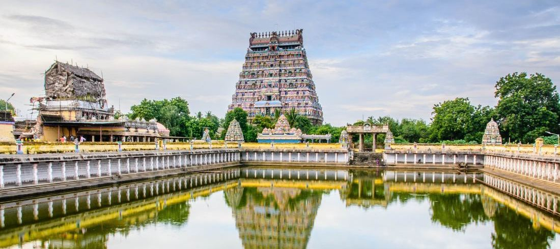 Temple hindou Madras Chennai