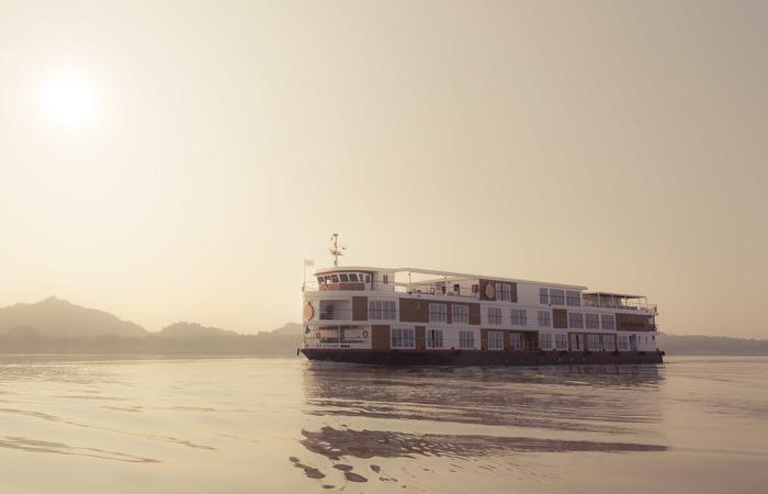Birmanie croisière Irrawaddy