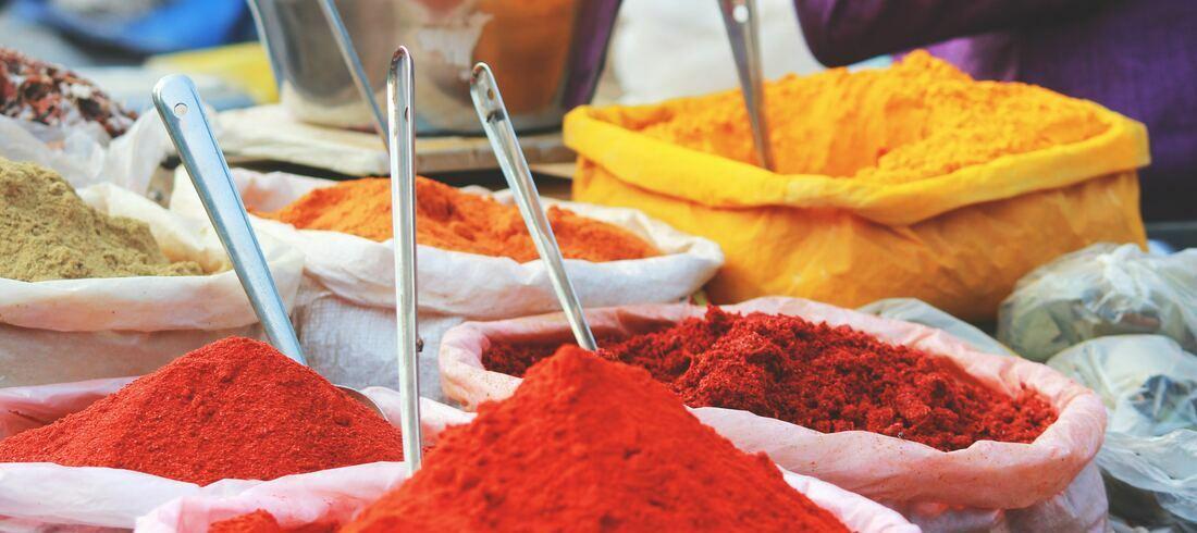 Épices indiennes - voyage Inde