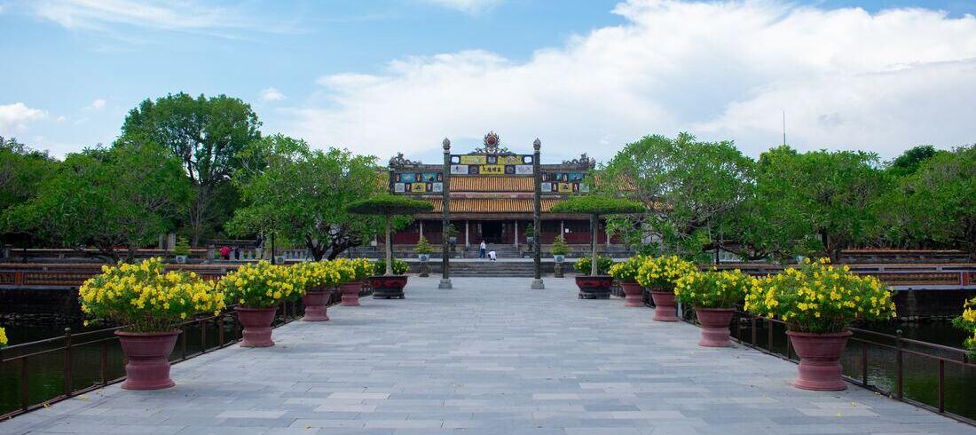 Cité Impériale de Hué - voyage Vietnam