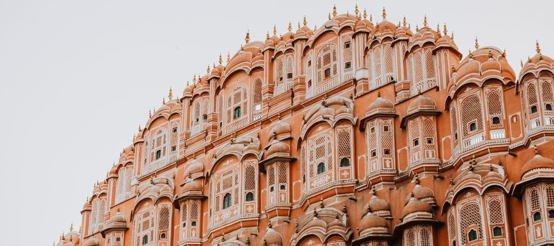 Hawa Mahal à Jaipur - voyage Inde
