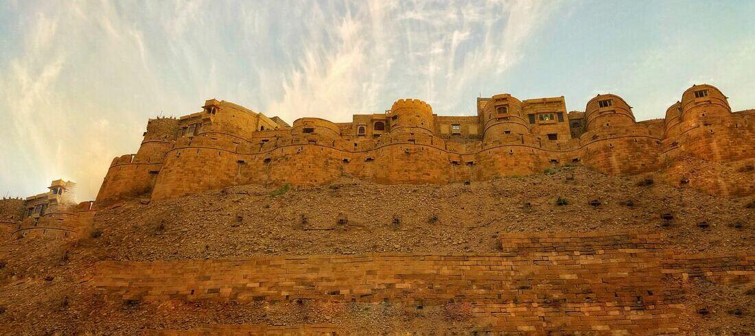 Fort de Jaisalmer - voyage Inde