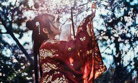 Kimono - voyage Asie