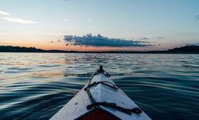 Balade en kayak - voyage Asie