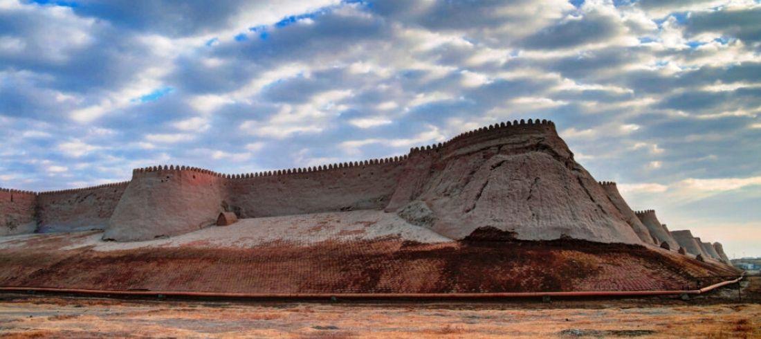 Forteresse Itchan Kala Khiva