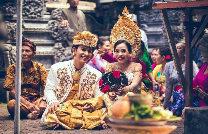 Lune miel voyage noces mariage Bali Lombok