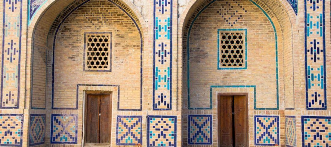 Madrasa Ouloug Beg Boukhara