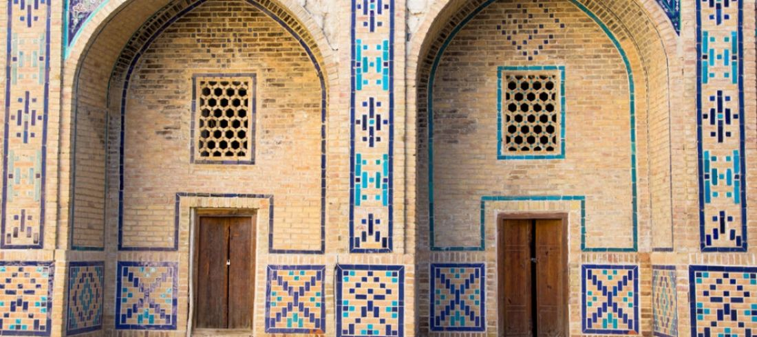 Madrassa Ouloug Beg - Boukhara - voyage Ouzbékistan