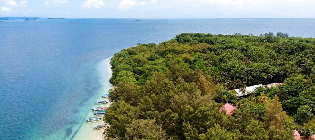 Plage Lombok Voyage de noces