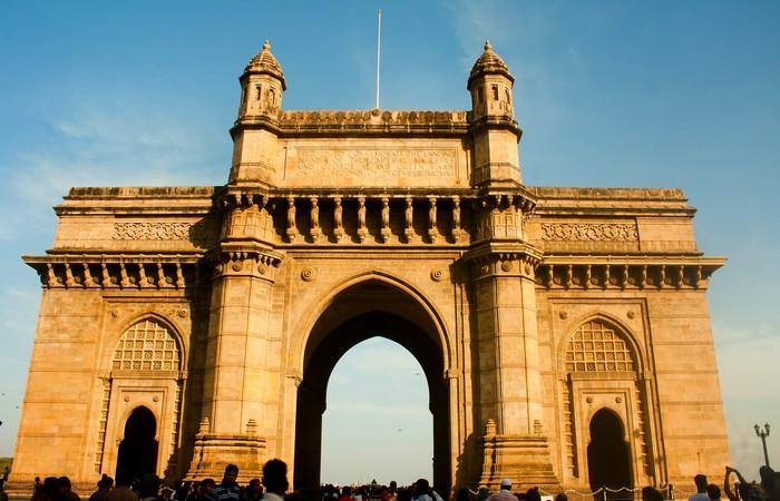 Porte Inde Bombay Mumbai