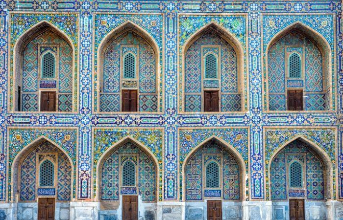 Premiers pas en Ouzbékistan - Asie Online