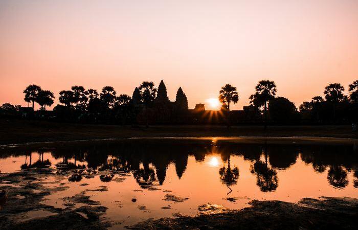 Premiers pas au Cambodge / Laos - Asie Online
