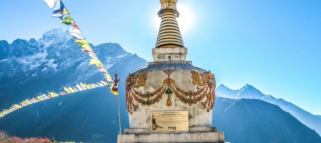 Stupa - voyage Néppl