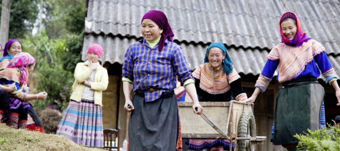 Minorités ethniques Sapa - voyage Vietnam