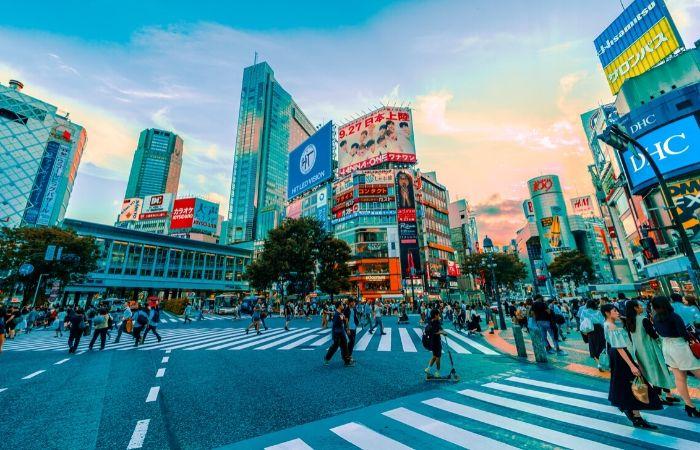 Shibuya Tokyo - Asie Online