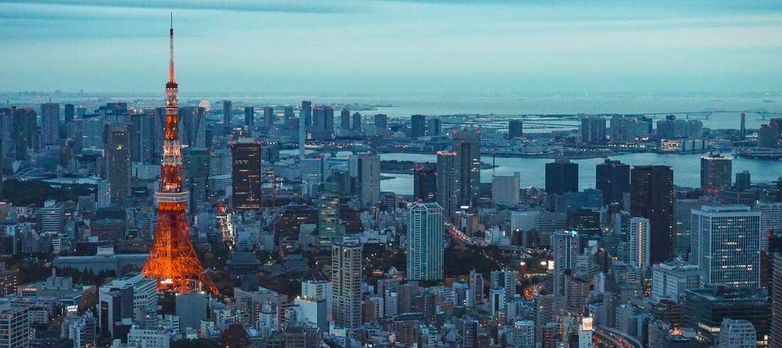 Tokyo Tower - voyage Japon