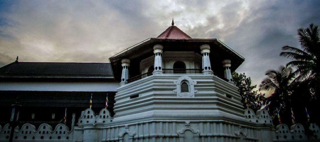 Temple Dent Bouddha Kandy