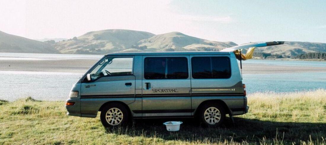 Van road-trip autotour Nouvelle-Zélande