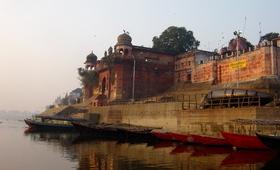 Extension dans la vallée du Gange - voyage Asie