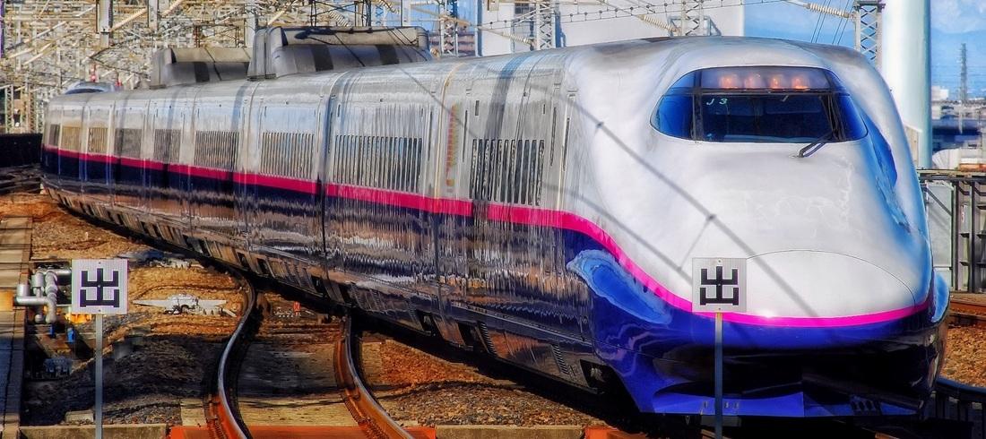 Shinkansen - voyage Japon