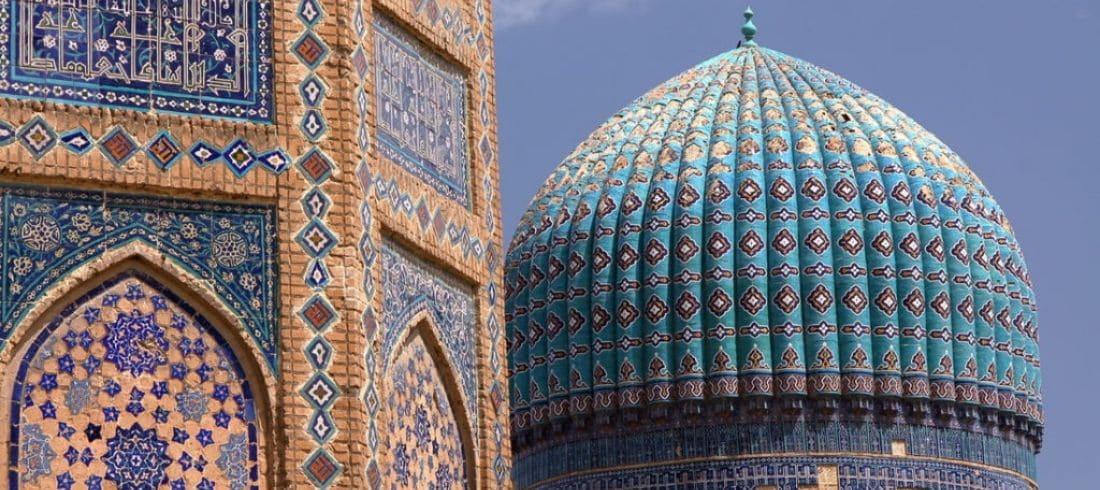 Mosquée Bibi Khanum Samarkand