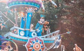 Disneyland Tokyo - voyage Asie