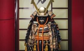 Déguisement samouraï - voyage Asie