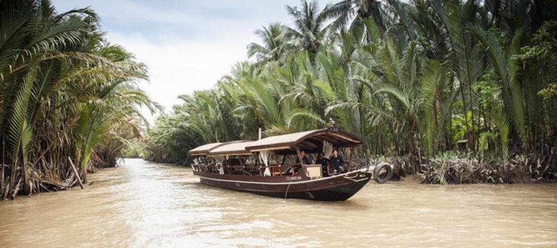 Croisière sur le Delta du Mékong - voyage Vietnam