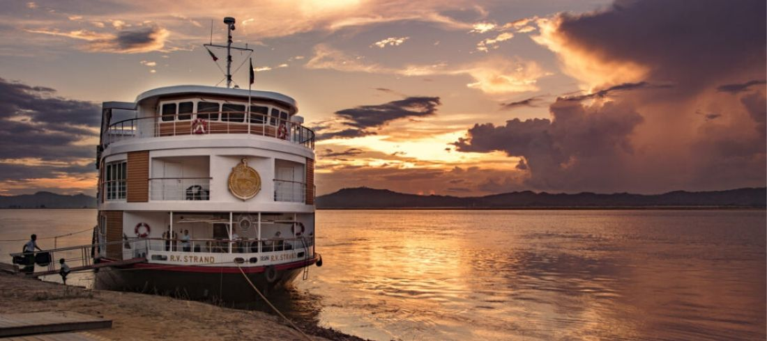 Croisière sur l'Irrawaddy - Voyage en Birmanie - Asie Online