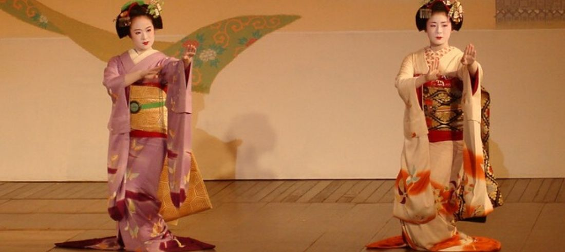 Danseuses geishas