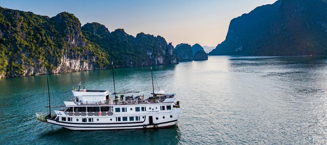 Croisière dans la Baie d'Halong - voyage Vietnam
