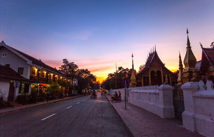 Grand tour du Laos - Asie Online