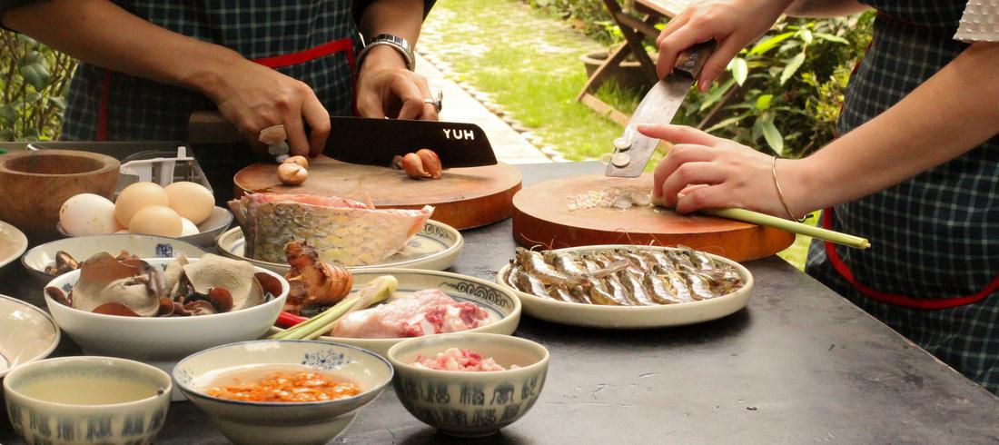 Cours de cuisine vietnamienne - voyage Vietnam