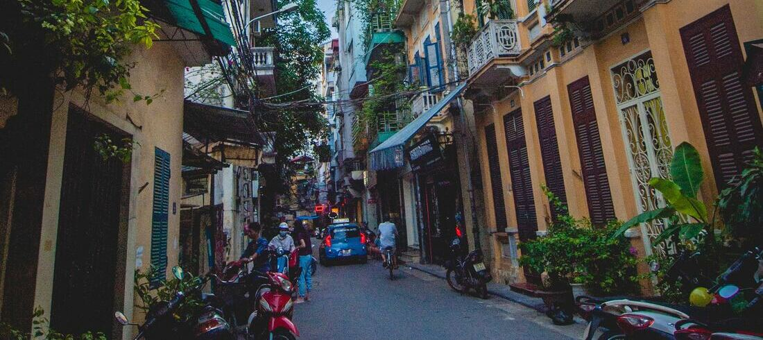 Vieille ville de Hoi An - voyage Vietnam