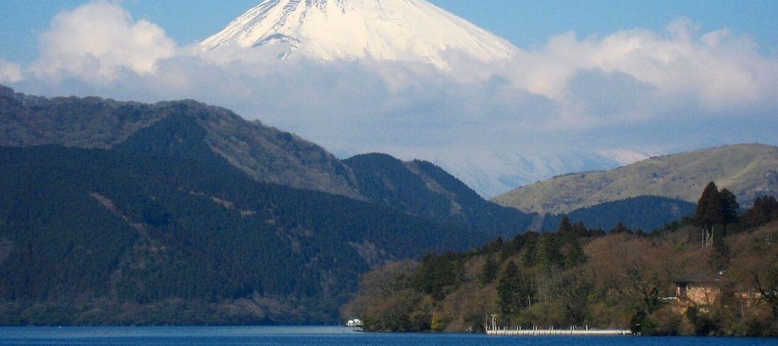 Lac Ashi Vue Mont Fuji