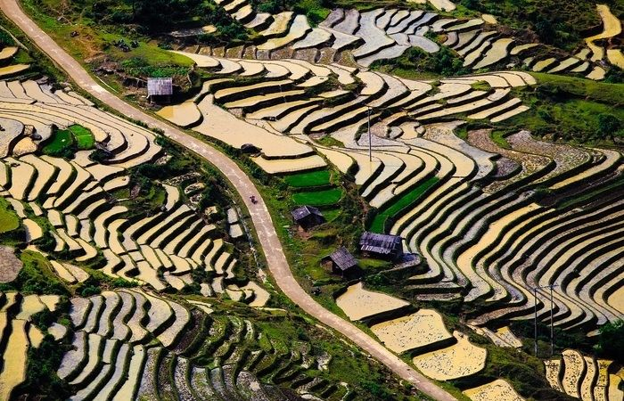Combiné Nord Vietnam / Nord Laos - Asie Online