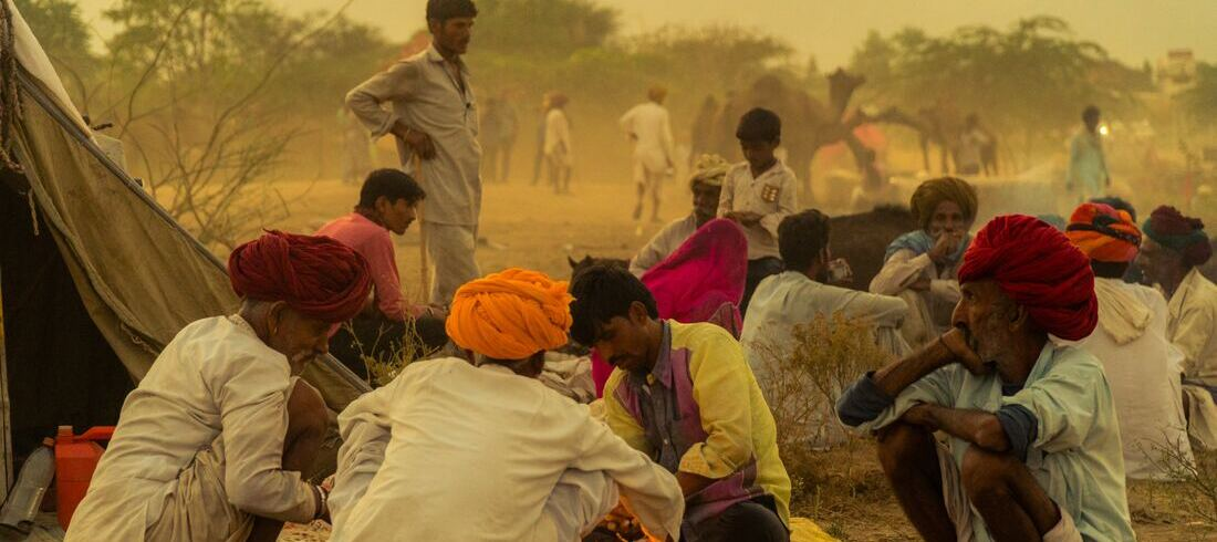Foire de Pushkar - voyage Inde
