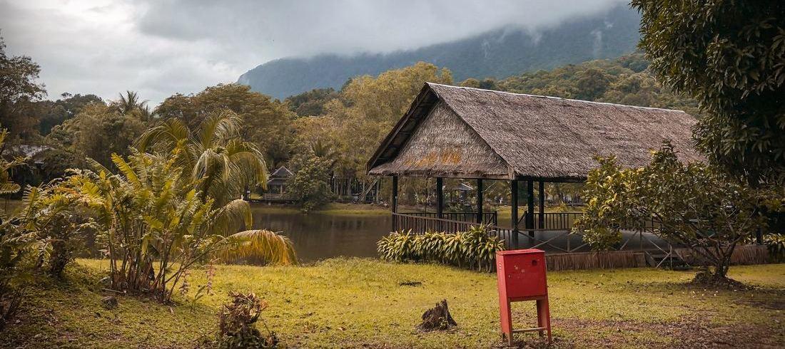 Kuching - voyage Malaisie