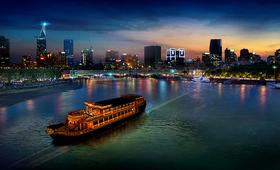 Dîner-croisière Saigon - voyage Asie