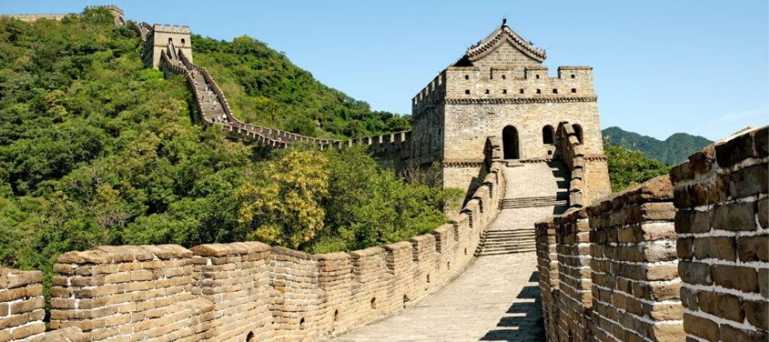 Grande muraille Pékin Chine