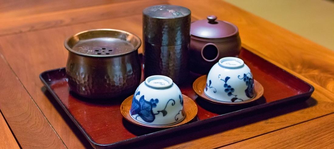 Thé - voyage Japon