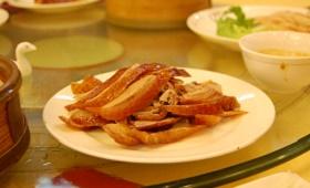 Canard laqué - voyage Chine