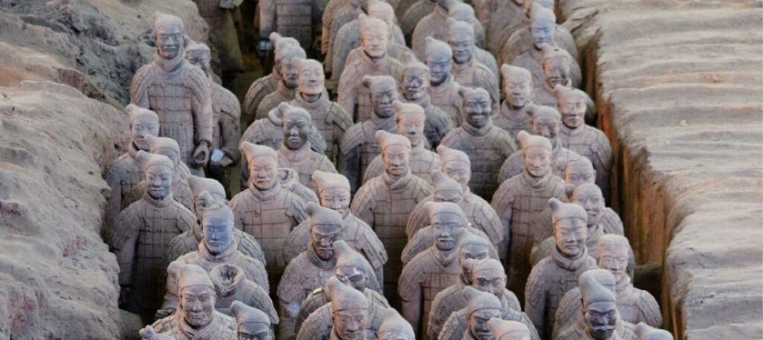 Armée en terre cuite - Voyage Chine - Asie Online