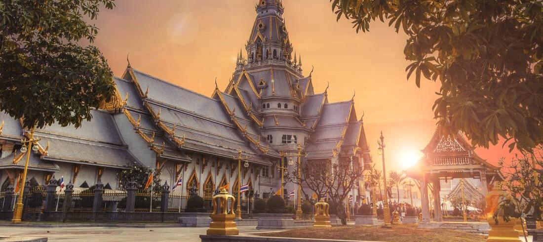 Palais Royal - Bangkok - voyage Thailande