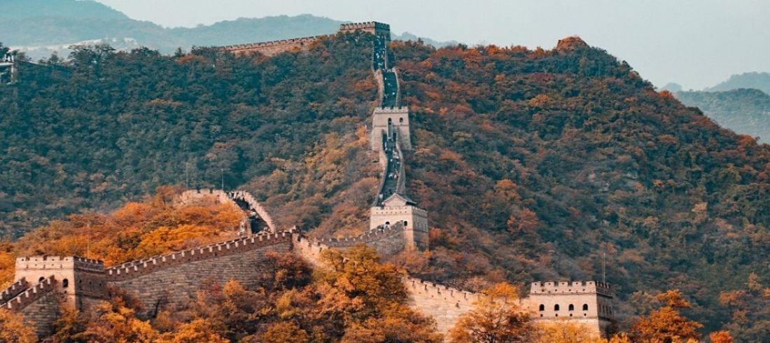 Grande Muraille Pékin Voyage Chine - Asie Online